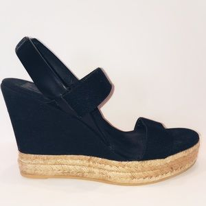 *tory burch wedge sandals*